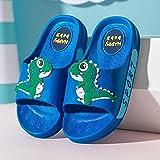 Perferct Chanclas Mujer Baratas,Zapatillas Infantiles de Verano Pikachu, Zapatos de jardín de baño de bebé y Femenino para bebé, Sandalias de Playa sin deslizamiento-33 (20cm / 7.87)_F
