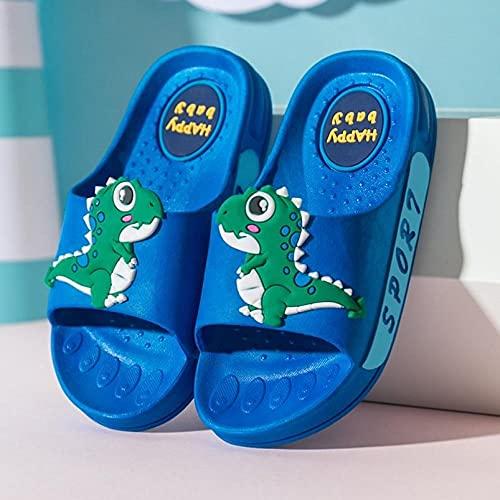 Perferct Damen Schuhe Boots,Sommer Pikachu Kinder Hausschuhe, MäNnliche Und Weibliche Babyhaus Badezimmer Gartenschuhe, rutschfeste Weiche Strandsandalen-25 (16 cm / 6.3')_f.
