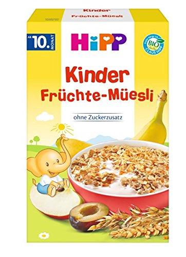 Hipp Kinder Früchte-Müesli, ab dem 10. Monat, 200g