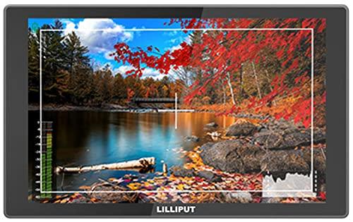 LILLIPUTA1110.1'4KCameraMonitorwith4KHDMIand3G-SDI Input & Loop Output 1920x1200 Full HD Resolution