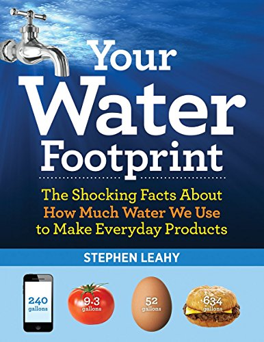 Your Water Footprint: The Shocking Facts About How Much Water We Use...