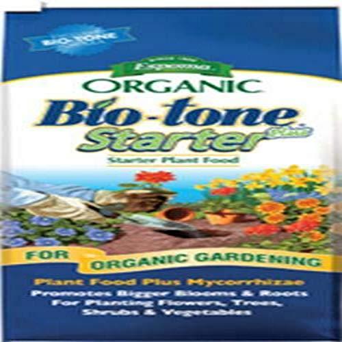 Espoma BTSP8 Organic 433 BioTone Starter Plus Fertilizer 8 lb