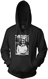 Ripple Junction The Big Lebowski The Dude Photo Adult Hoodie