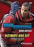 Born Survivor Bear Grylls Ultimate Box Set - Season 1 - 3 [DVD]