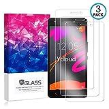 Ycloud [3 Pack] Bildschirmschutzfolie für BQ Aquaris M5.5, Staubdichter, kratzfester Bildschirmschutz für BQ Aquaris M5.5