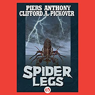 Spider Legs cover art