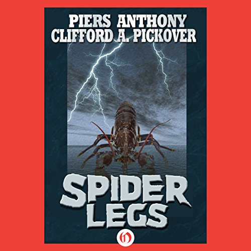 Spider Legs cover art