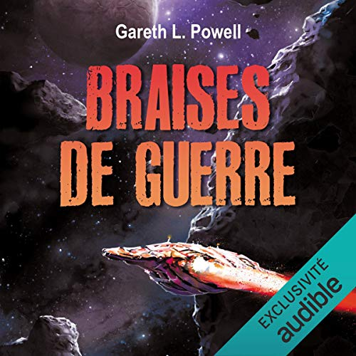 Braises de guerre  By  cover art