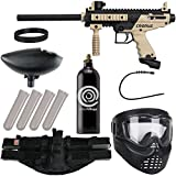 Action Village Tippmann Cronus Epic Paintball Gun Package Kit - Tactical & Basic