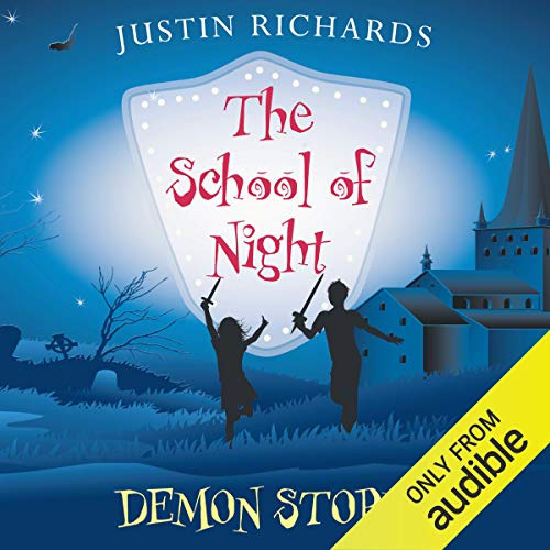 The School of Night: Demon Storm cover art