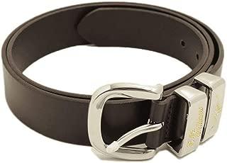 """R. M. Williams 1 1/2"""" Jerrawa Solid Hide Belt"""