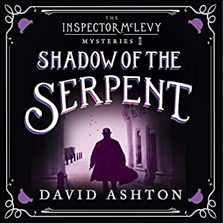 Shadow of the Serpent cover art