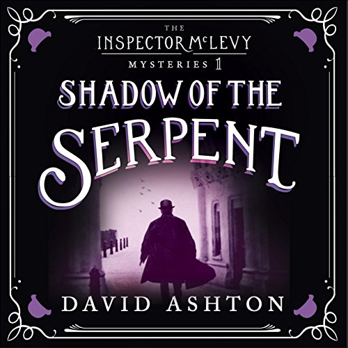 Shadow of the Serpent audiobook cover art