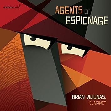 Agents of Espionage
