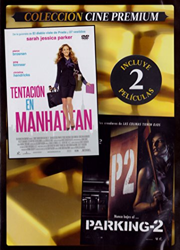 Tentacion En Manhattan (I Don´t Know How She Does It) + Parking 2 (P2) (Estuche Slim) [DVD]