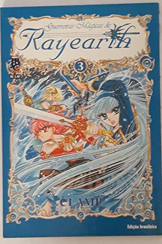 Guerreiras Mágicas de Rayearth volume 3