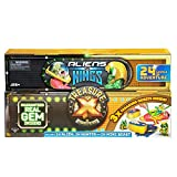 Treasure X: King's Gold - Aliens Vs Kings. Dissection & Digging Kits with Slime, Magic Rock, Action Figures, & Treasure