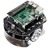 Raspberry Pi Mouse V3 フルキット ROS対応 オープンソース ロボット 学習キット AI 教材 研修 組立済