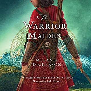 The Warrior Maiden audiobook cover art