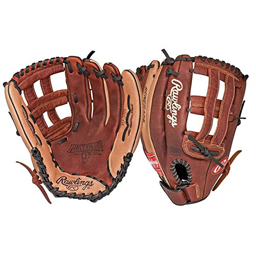 Rawlings Renegade Series Fielder Handschuh Baseball/Softball Muster 33 cm R130R