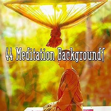 44 Meditation Backgrounds