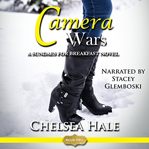 Camera Wars audiobook cover art