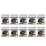 Tassimo L'OR Skinny Latte Macchiatto Cápsulas de café- 10 paquetes (160 bebidas)