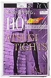 (アツギ)ATSUGI タイツ 110D アツギ タイツ (ATSUGI TIGHTS) 110デニール 〈2足組3セット〉 FP11102P 480 ブラック S~M