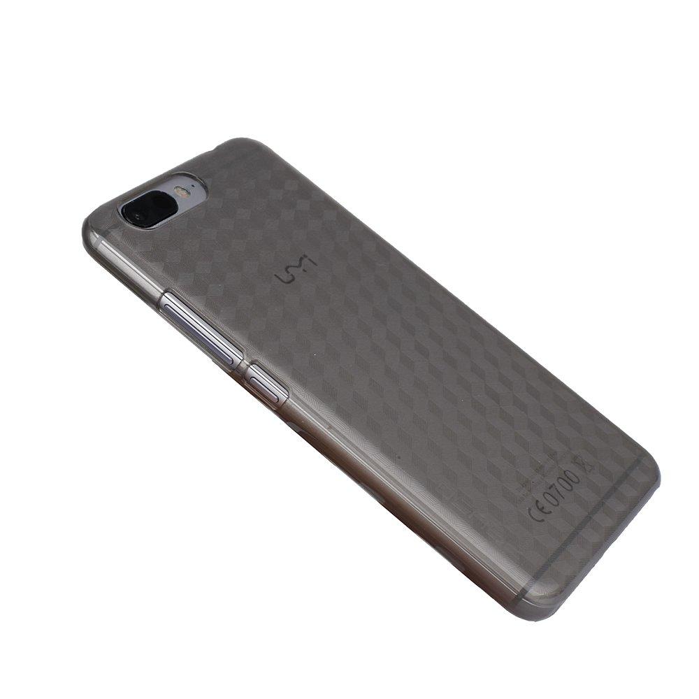 T&R UMI Z Pro Funda, Protictive Plastic Hard PC Back Cover Case Carcasa para UMI Z/UMI UMIDIGI Z Pro Smartphone: Amazon.es: Electrónica