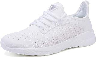 Zapatos de Mujer Calientes Zapatillas de Deporte Blancas de Verano Cesta Femme Zapatos de vulcanización súper Ligeros Zapatillas de Deporte de Malla Femenina Zapatos Casuales de Mujer 35-50