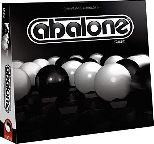 Asmodee Abalone Niños Estrategia - Juego de Tablero (Estrategia, Niños, 30 min, Niño/niña, 8 año(s), Laurent Levi, Michel Lalet)