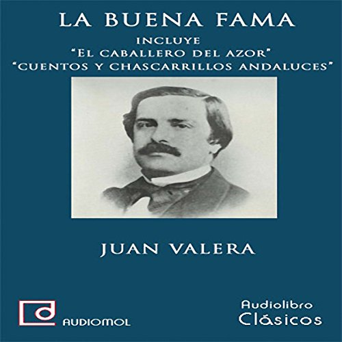 La buena fama [The Reputation] audiobook cover art