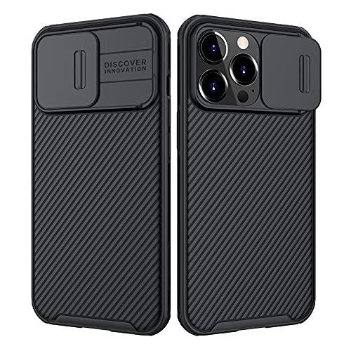 Nillkin CamShield Pro Case Compatible with iPhone 13 Pro, [Camera...