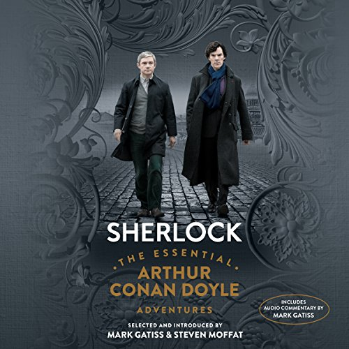 Page de couverture de Sherlock: The Essential Arthur Conan Doyle Adventures