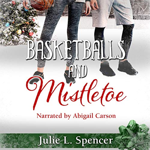 Basketballs and Mistletoe cover art