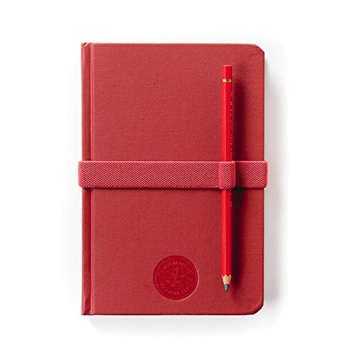 Best Pocket Notebook: First Draft Co. Notebook Red