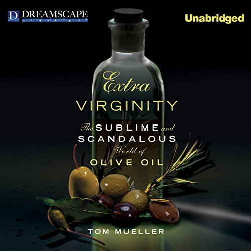 Extra Virginity audiobook cover art