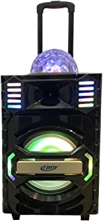 Crony CN-108DK Willico Amplifier Speaker with Color Light