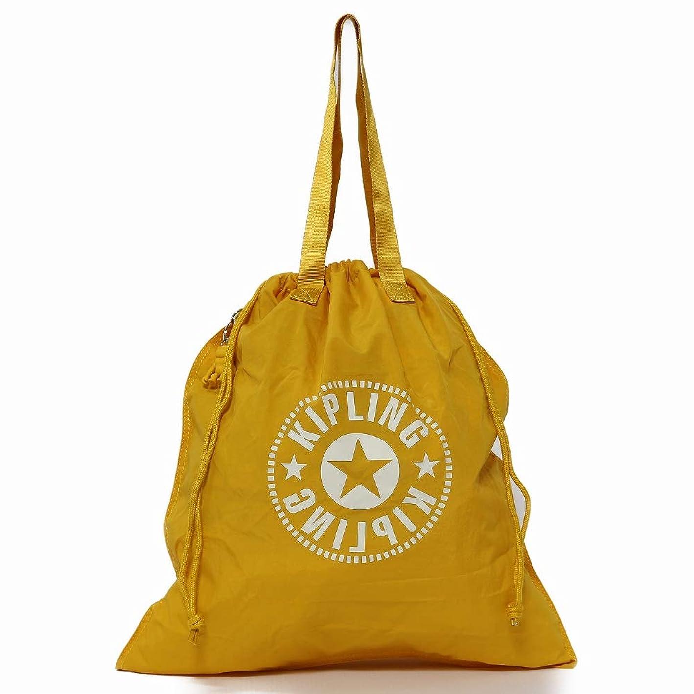 ラフ睡眠半球海上Kipling キプリング トートバッグ KI2635 NEW HIPHURRAY L FOLD 51K Lively Yellow [並行輸入品]