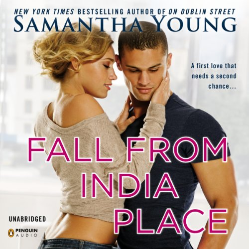 Fall from India Place cover art
