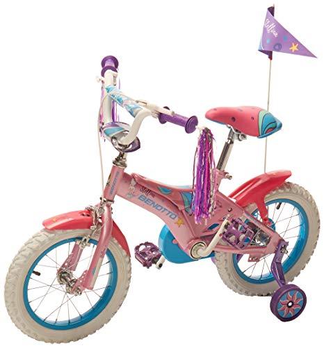 bicicleta mercurio r16 para niña fabricante Benotto