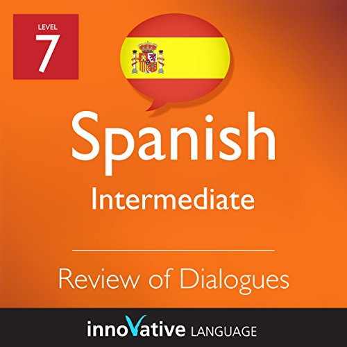 Review of Intermediate Dialogues (Spanish) cover art