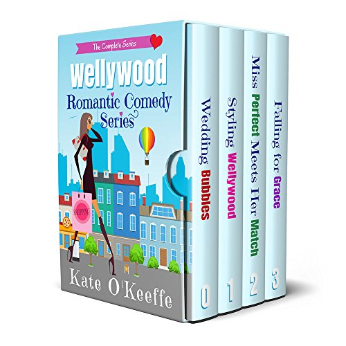Download Wellywood Romantic Comedy Series Boxed Set: The Complete Series (English Edition) B07B4VSCB6