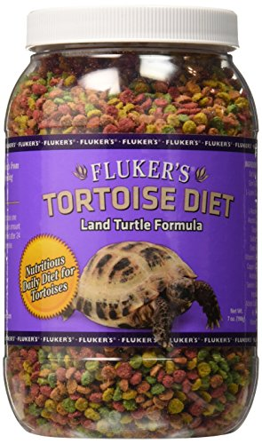 Russian Turtle Food