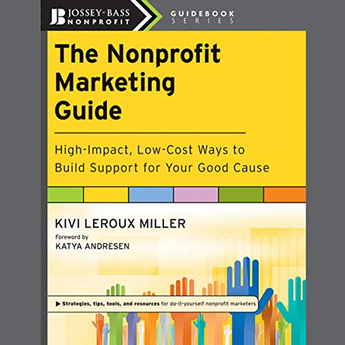 The Nonprofit Marketing Guide cover art