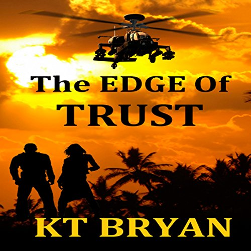 The EDGE of Trust: audiobook cover art