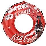 ドウシシャ 浮き輪 コカ・コーラ B 90cm