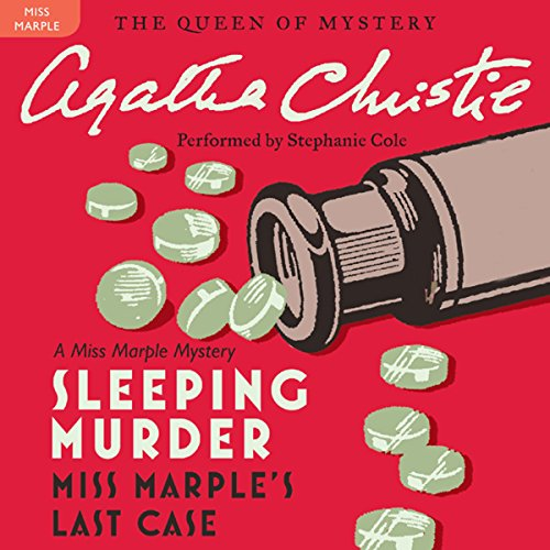 Sleeping Murder audiobook cover art