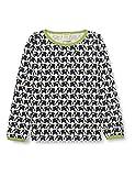Loud + Proud Unisex - Baby Sweatshirt 205, Gr. 74/80, Blau (Marine)