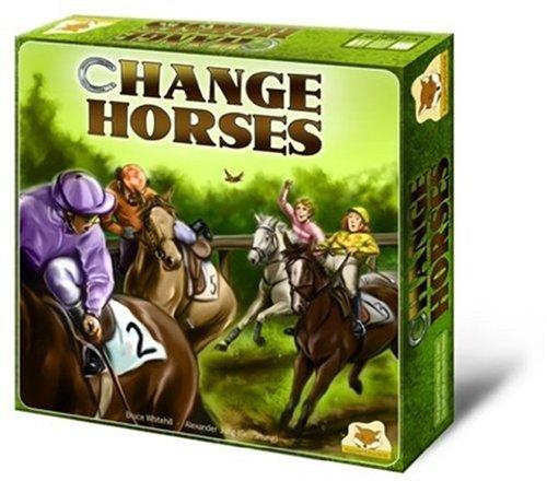 Eggert Spiele 50177 - Change Horses, deutsche Ausgabe